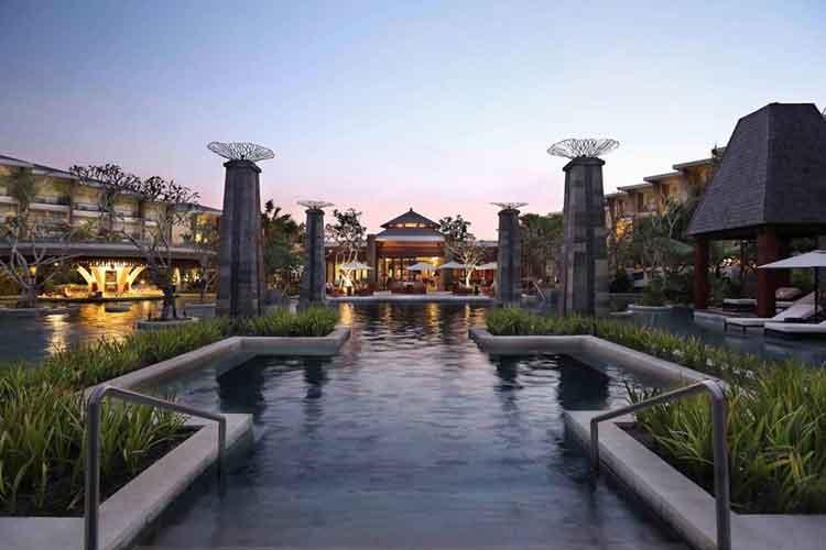 Sofitel Nusa Dua, Bali, Indonesia